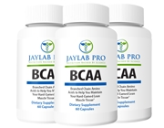 Jaylab Pro BCAA 3-pack