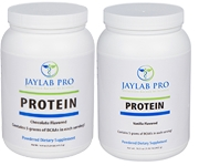 Protein Powder Variety Pack (1 chocolate, 1 vanilla)