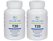 Jaylab Pro T20 2 Bottle Special